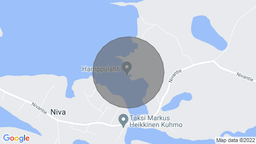Vacation Home Hamppulahti in Kuhmo - 6 Persons, 2 Bedrooms Map