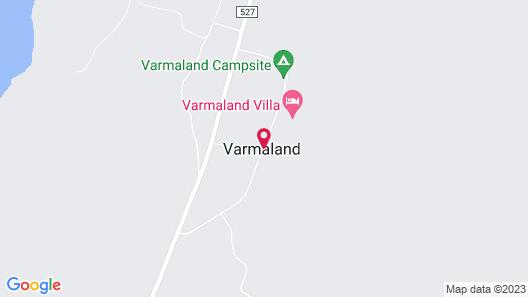Hótel Varmaland Map
