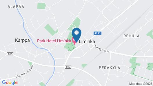 Place to Sleep Hotel Liminka Map
