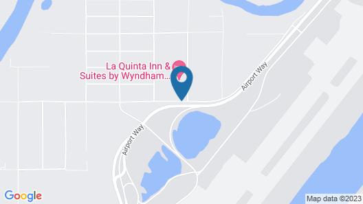 La Quinta Inn & Suites by Wyndham Fairbanks Airport Map