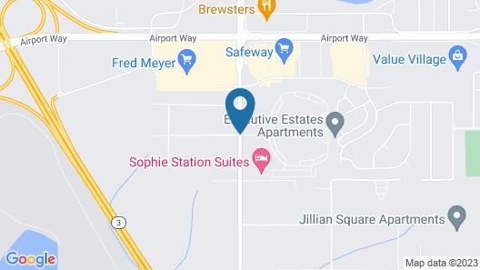Sophie Station Suites Map