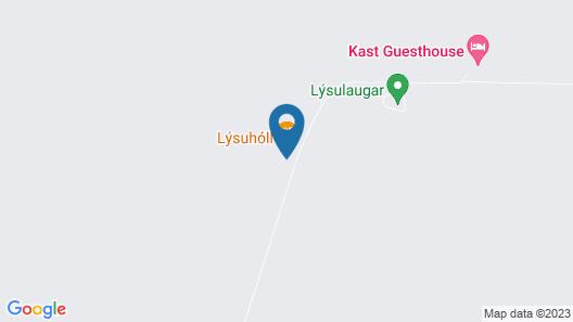 Lysuholl Map
