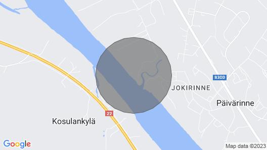 Vacation Home Kotiranta in Muhos - 6 Persons, 2 Bedrooms Map