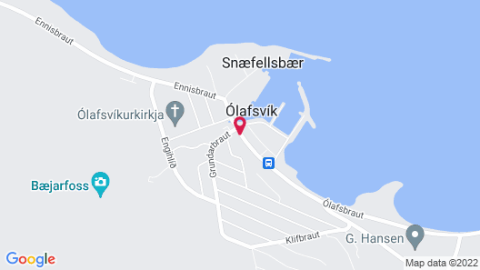 Welcome Apartments Olafsvik Map