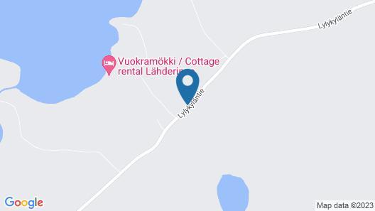 Lähderinne Map