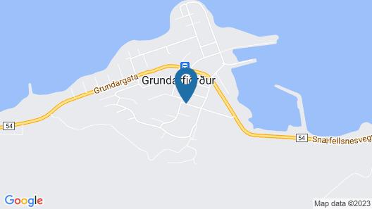 Grundarfjördur Hostel Map