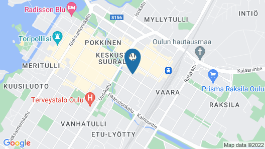 Roost Pakkahuone 12 Map