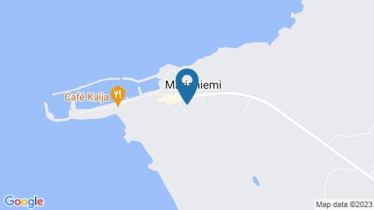Luotsihotelli - Arctic Lighthouse Hotel Map