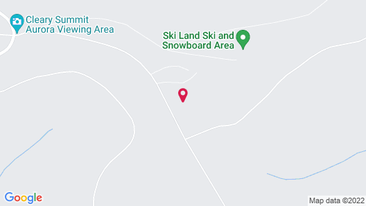 Mount Aurora Lodge Map