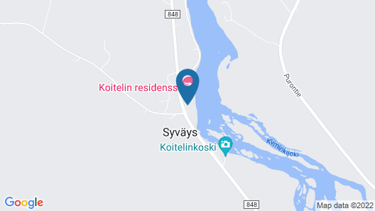 Koitelin Residenssi Map