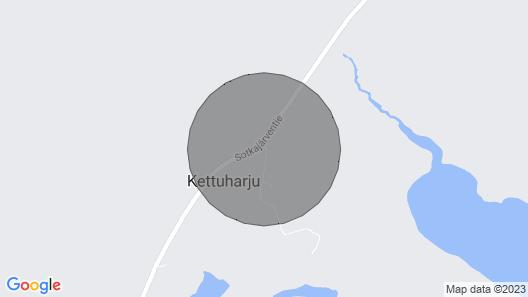 Vacation Home Eemeli in Pudasjärvi - 4 Persons, 1 Bedrooms Map
