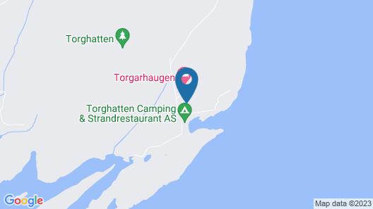 Torgarhaugen Map