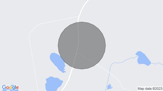 8 Bedroom Accommodation in Arvidsjaur Map