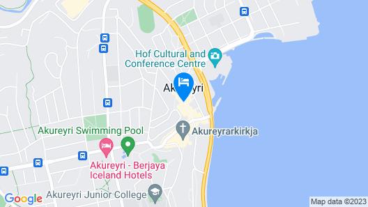Centrum Hotel Map