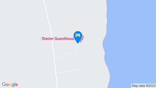 Steinn Farm Private Apartment Map