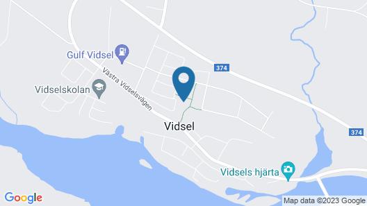Villa Mia Map