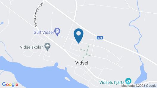 Villa Majringen Map