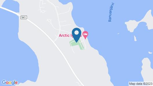 Arctic Fox Igloos Map
