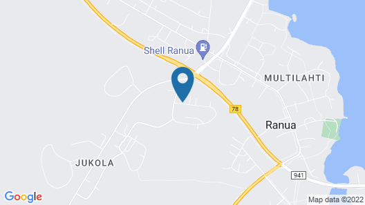 Enjoy your stay in Ranua  Map
