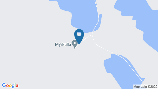 Myrkulla Lodge Map