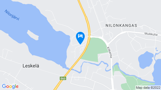 Goiglo Hotel & Hostel Map
