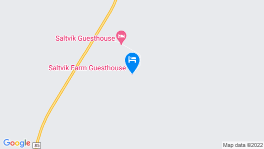 Saltvík Farm Guesthouse Map