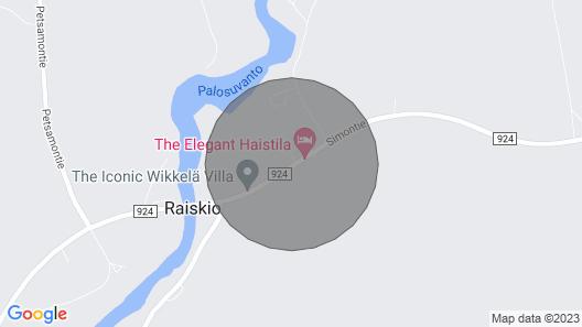 The Elegant Haistila Map