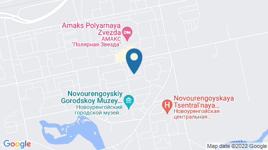 Apartments 5 Zvezd v Centre Goroda Na Leningradskom 12A Map