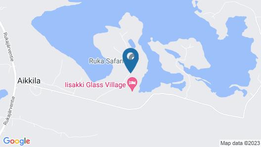 Iisakki Guest House Map