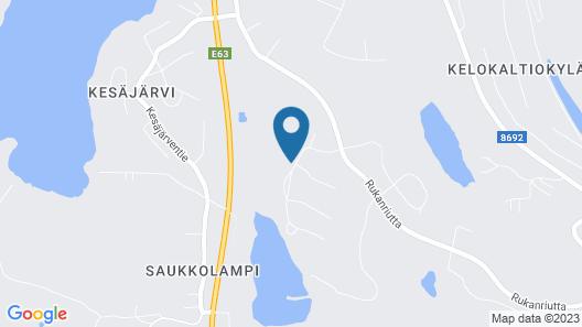 Rukankarhu Map