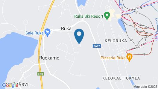 Rukako Rukantykky Kymppi Map
