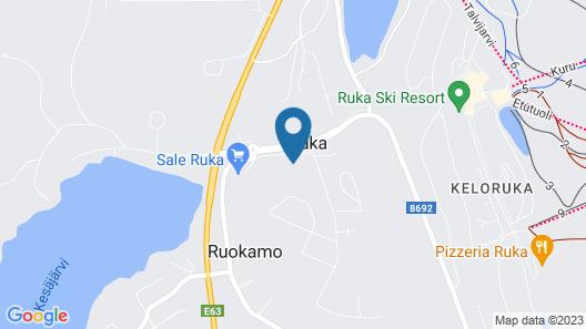 Rukariutta Apartments Map