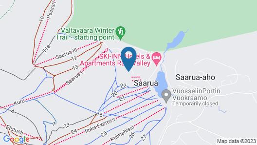 Vuosselin Helmi Map