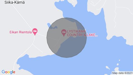 Vacation Home Lystikämän Tupa in Rovaniemi - 4 Persons, 1 Bedrooms Map