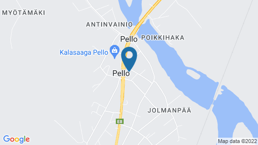 Hotelli Pellonhovi Map