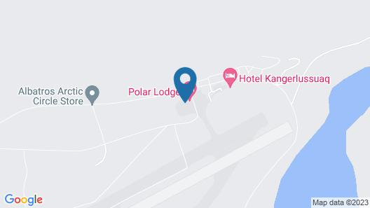 Polar Lodge Map