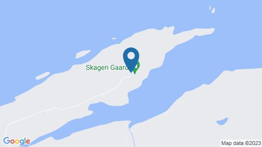 Skagen Gaard Map
