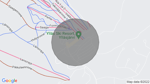 Vacation Home Ski Chalets vii 7403 in Ylläsjärvi - 5 Persons, 1 Bedrooms Map