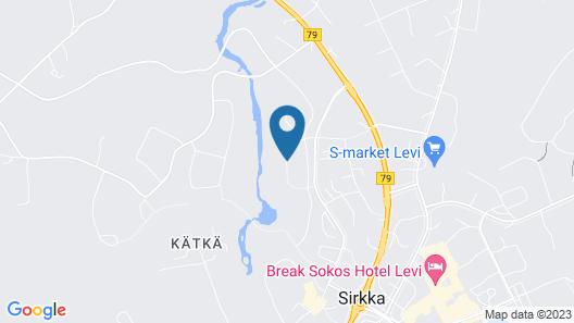 Levikaira 12 Map