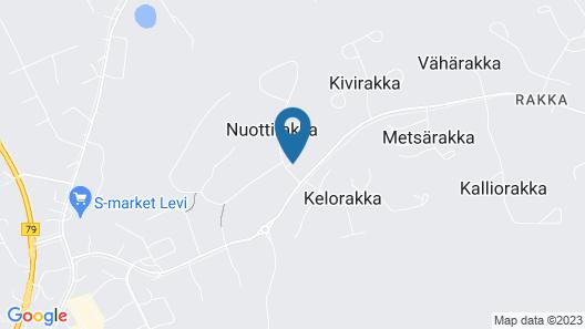 Levikaira 17 Map
