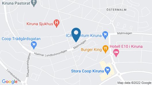RIBO Apartment Triangel Map