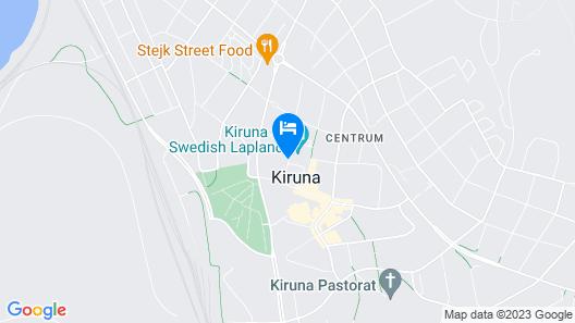 Scandic Ferrum Map