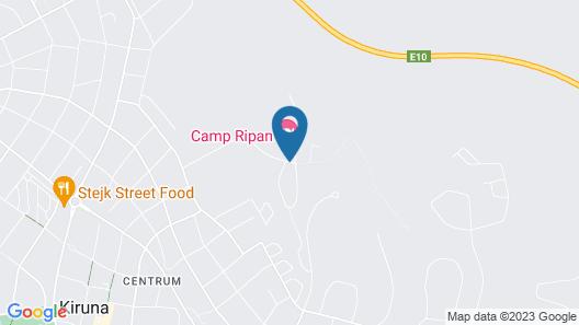 Camp Ripan Map