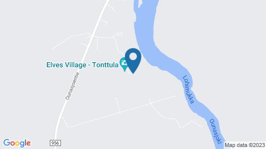 Hotelli Taivaanvalkeat Map