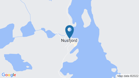 Nusfjord Arctic Resort Map