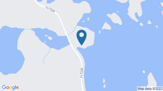 3 Person Holiday Home in Hamarøy Map