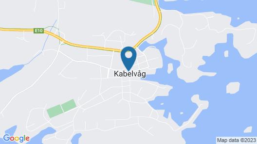 Kabelvåg Rorbuer Map
