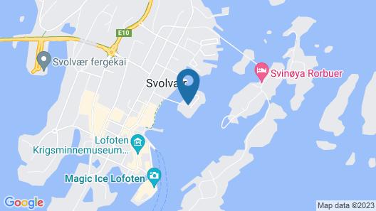 Anker Brygge Map
