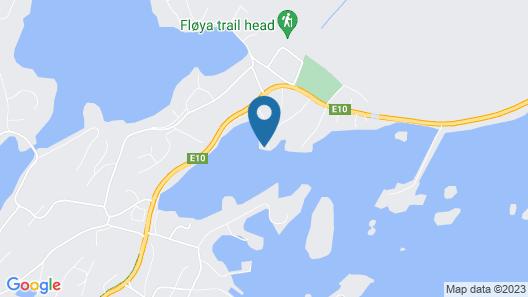 Lofoten Rorbuer Map