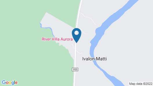 River Villa Aurora Map